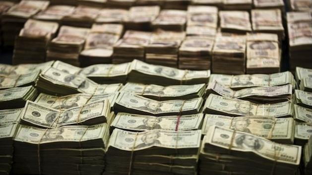 Narco-Cash Laundering Is Officially How Big Banks Work Now