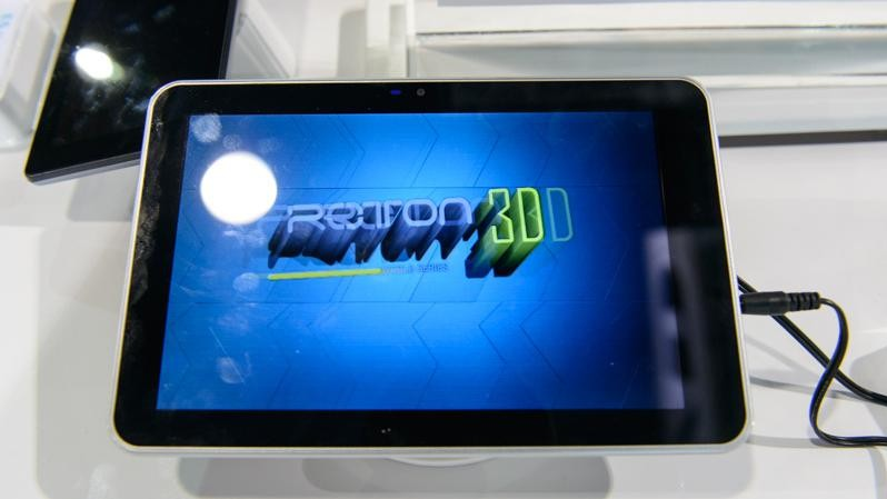 Letter from CES: Like It or Not, 3D Tablets Aren't Going Away