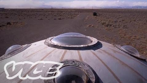 On the Hunt for Aliens in the Valley of the UFOs
