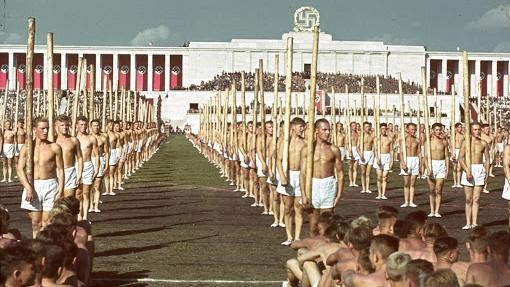 These Color Photos of the Third Reich Are Absolutely Chilling