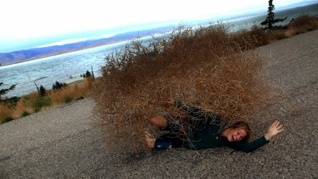 When Tumbleweed Attacks