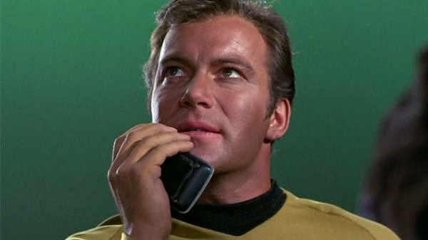 When William Shatner Has Hard Questions about Space He Calls Up the Space Station