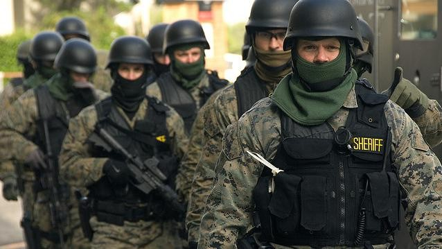 How Cops Became Soldiers: An Interview with Police Militarization Expert Radley Balko