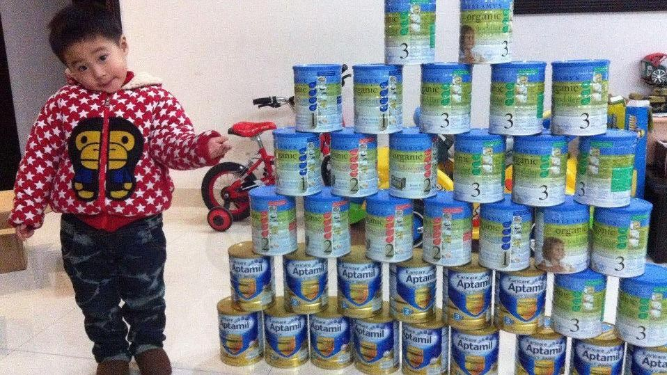 Hong Kong Is Now Jailing China's Baby Formula Smugglers
