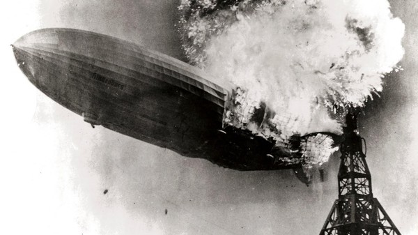 Static Electricity Brought Down the Hindenburg, Engineers Say