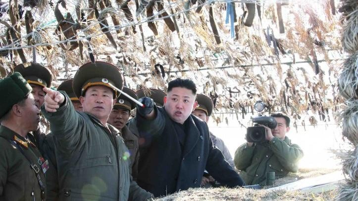 "North Korea Says a Second Korean War is ""Unavoidable"""