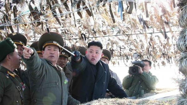 North Korea Says a Second Korean War is