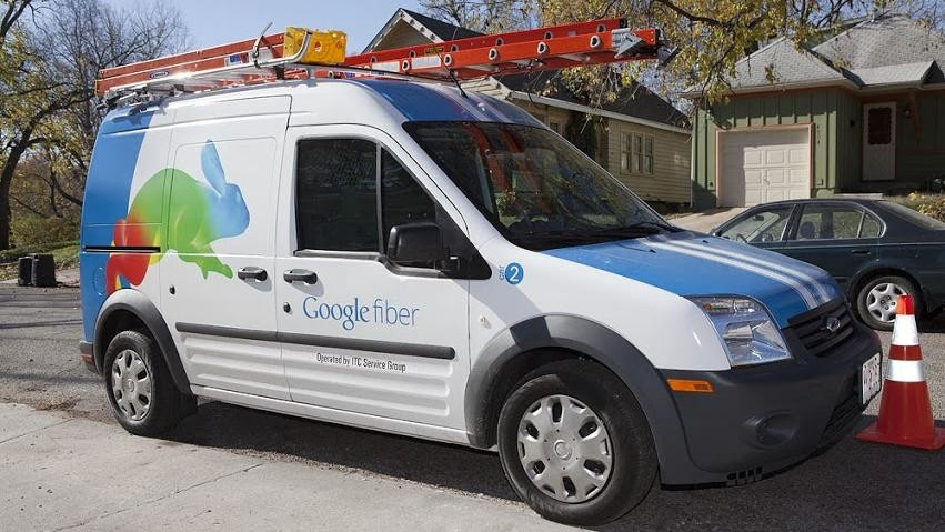 Google's Super Fast Broadband Service Is Growing, But Not Everyone is Happy