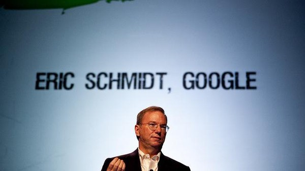 The US Embassy Is Live-Tweeting Eric Schmidt's Trip to Burma