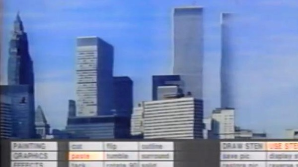 The Computer Animation Primer That Magically Wiped Away the World Trade Center
