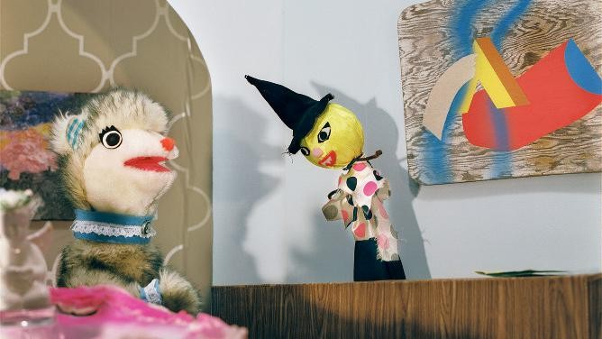 This Psychedelic Puppet Show Might Just Save Us from the Clutches of Big Data