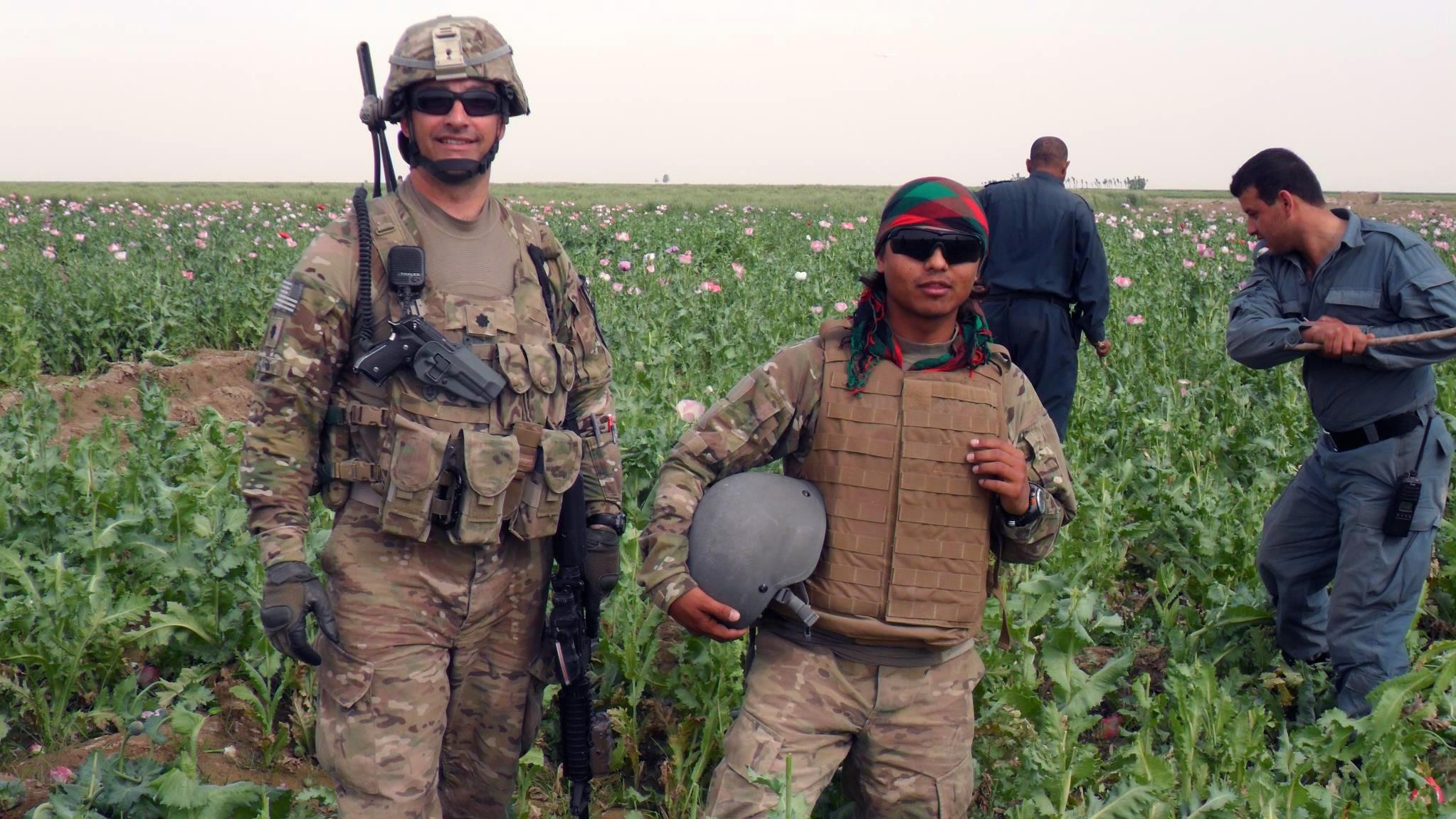 The US Leaving Afghanistan Means More Heroin in Russia
