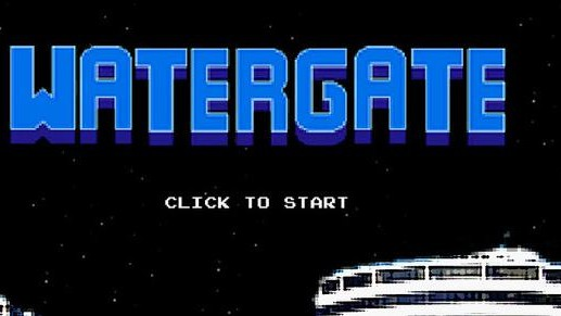 'Watergate: The Video Game' Exists, and It's Awesome