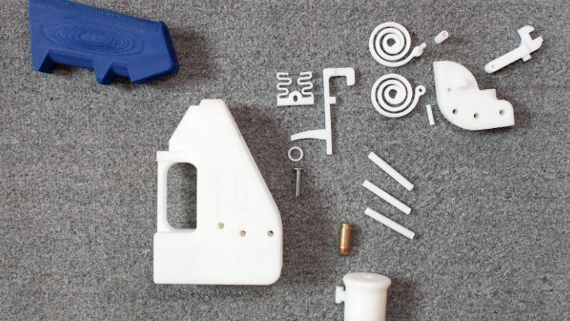 After 100,000 Downloads, State Department Orders 3D-Printed Gun Files to Be Taken Down