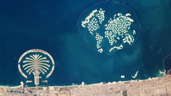 Thanks to NASA Satellites, You Can Now Watch Humans Changing the Earth in GIF Form