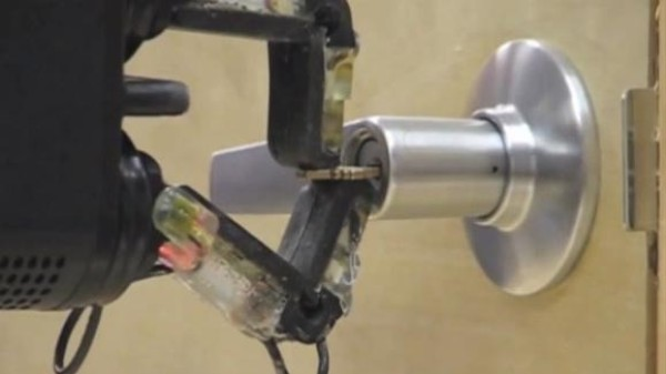 DARPA Is Building an Autonomous Robot Hand That Can Open Locked Doors