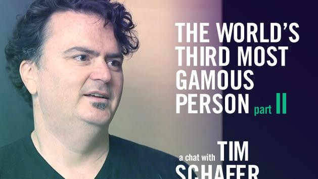 The Third Most 'Gamous' Person: A Chat With Tim Schafer, Part II