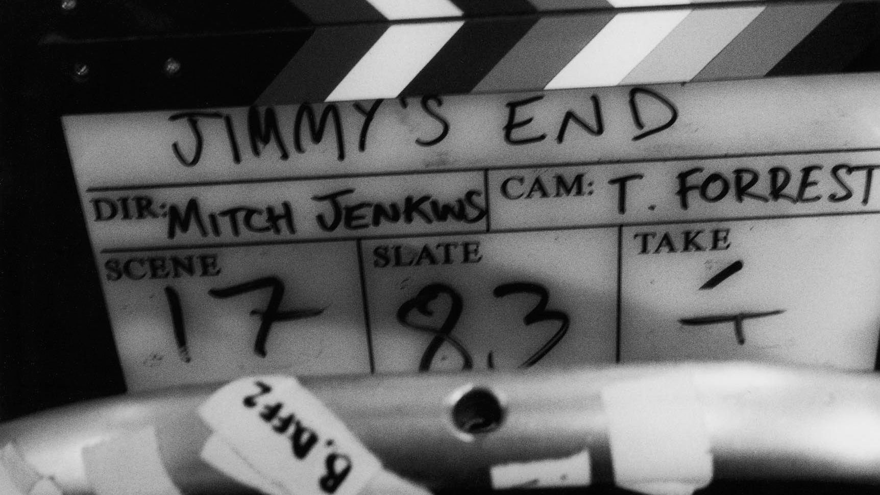 "Behind the Scenes of Alan Moore's ""Jimmy's End"""