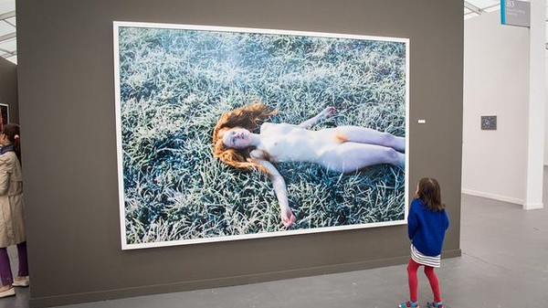 Things I Saw and Ate at the Frieze Art Fair
