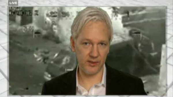 On the Verge of Bradley Manning's Trial, Julian Assange Answers Some Questions (Including Mine)