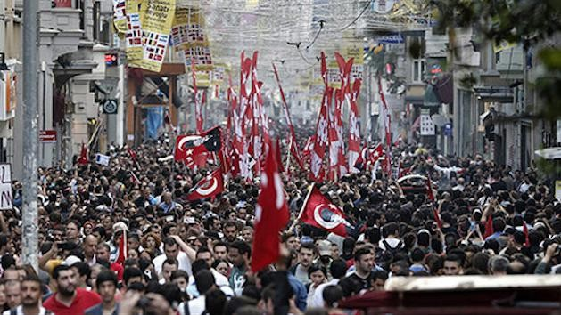 From Tahrir to Occupy to Istanbul: An Anatomy of Current and Future Protest