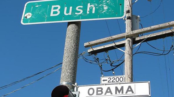 Trying to Impeach Obama Is a Lot Like Trying to Impeach Bush
