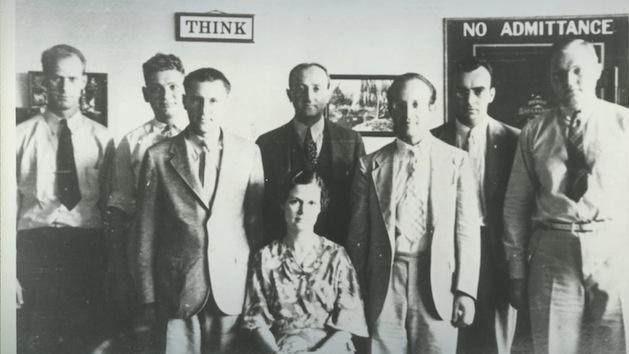 Een fotogeschiedenis van de NSA