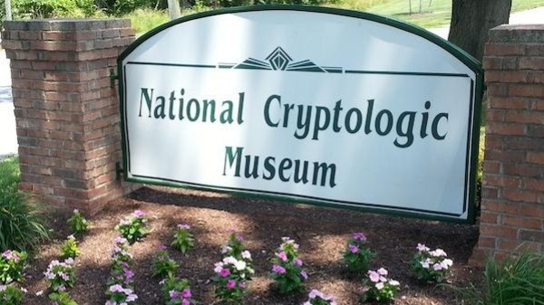 A Motherboard Field Trip to the NSA's Museum