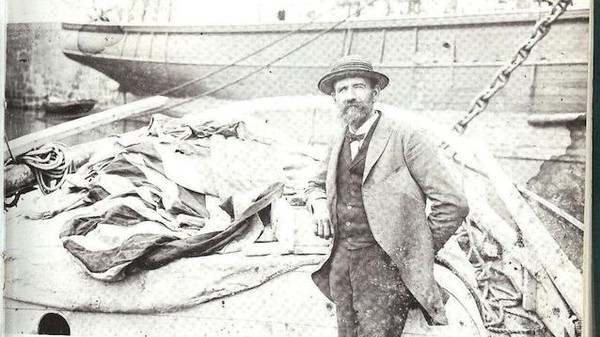 In 1895, This Man Sailed Around the World, Alone but for a Clock