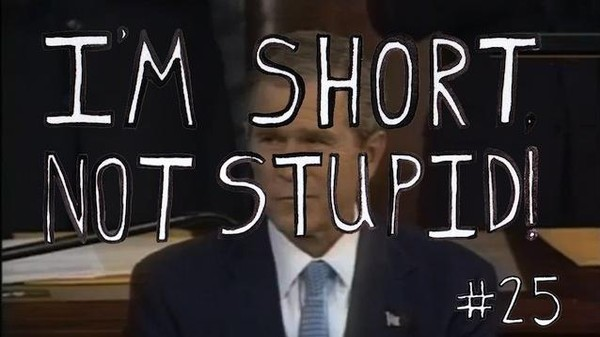 The Most Laudable George W. Bush Supercut Ever Made