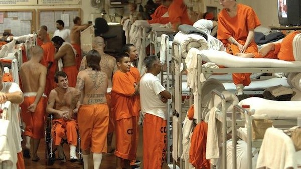 Infectious Disease Evacuations Could Incite a Race War in California Prisons