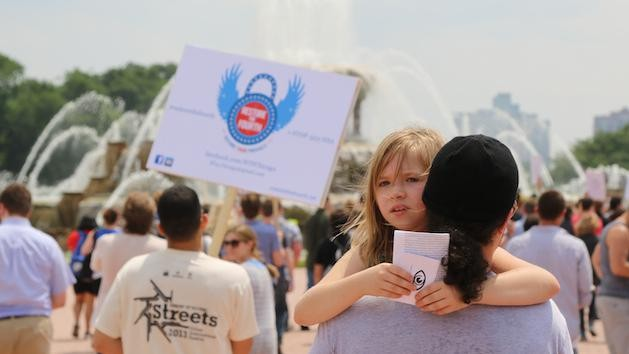 At the Restore the Fourth Rally in Chicago, All Eyes Were on the Future of Privacy