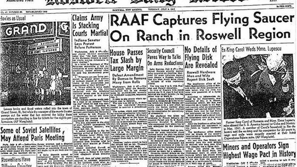 The Long Tail of Roswell: A Brief History of Our Most Famous Aliens