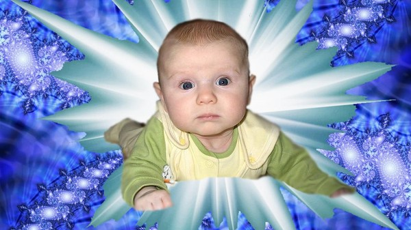 Is Your Kid an Indigo Child? Congrats on Birthing the Next Stage of Human Evolution