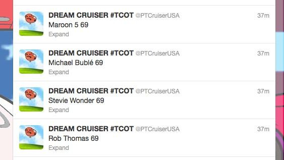 An Interview with @PTCruiserUSA, One of Twitter's Strangest Users