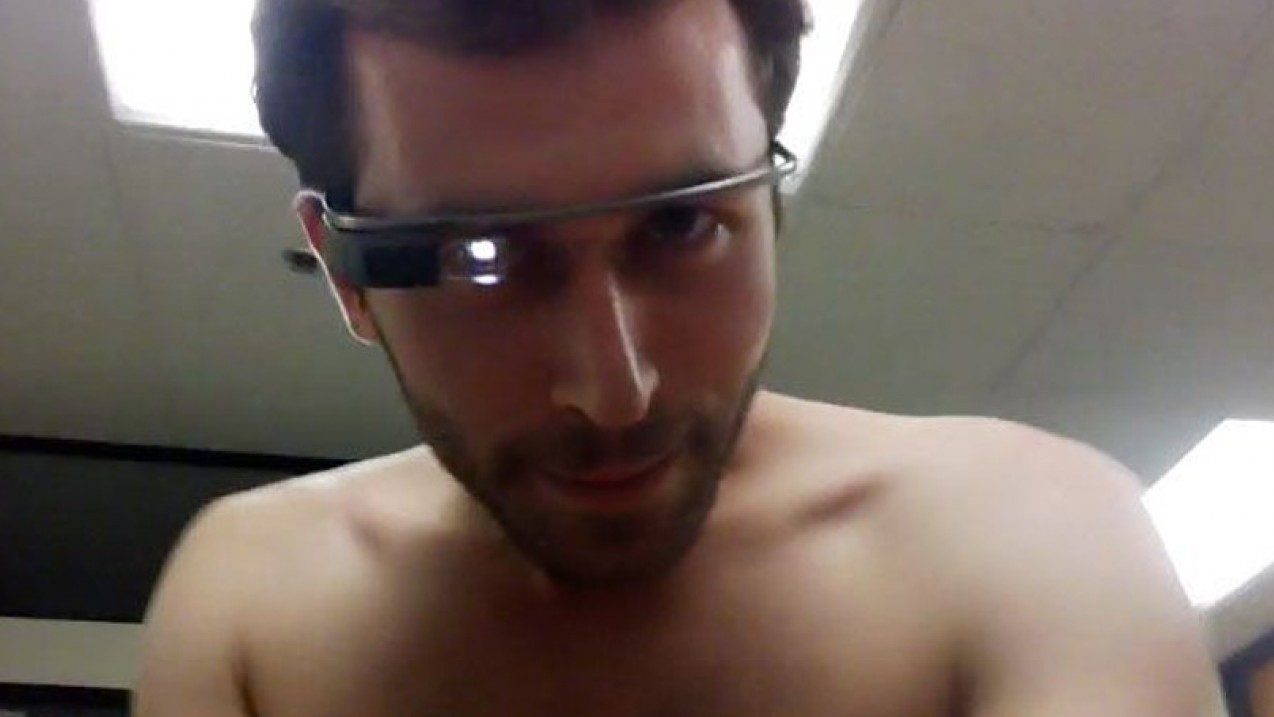 I Watched James Deen Make the First-Ever Google Glass Porn