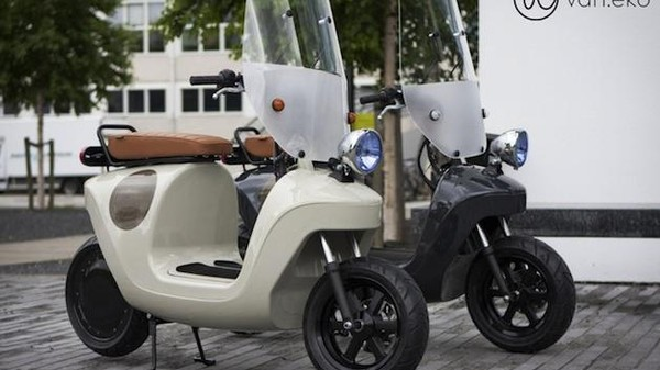 How to Build an Electric Luxury Scooter Out of Hemp