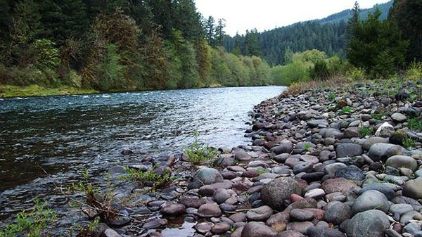 Climate Change Will Flood Oregon in the Winter and Dry Up Its Rivers in the Summer