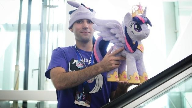 "Photos: ""Brony"" Culture Is Not What You Think It Is"