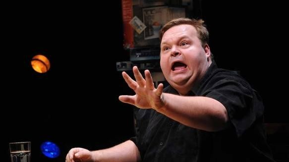 Mike Daisey, Kony and the Ecstasy and the Agony of Infotainment
