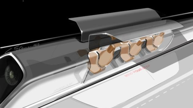 Elon Musk's Hyperloop Would Launch Pod Cars from San Francisco to LA at 700 MPH