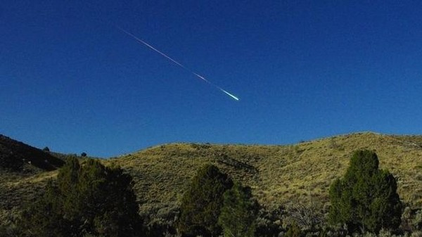 So We Just Broke a Giant 4 Billion-Year-Old Meteorite Into 5 Pieces
