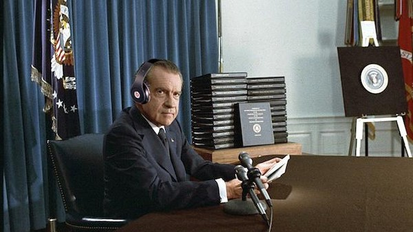 The Quaint Paranoia of the Nixon Tapes