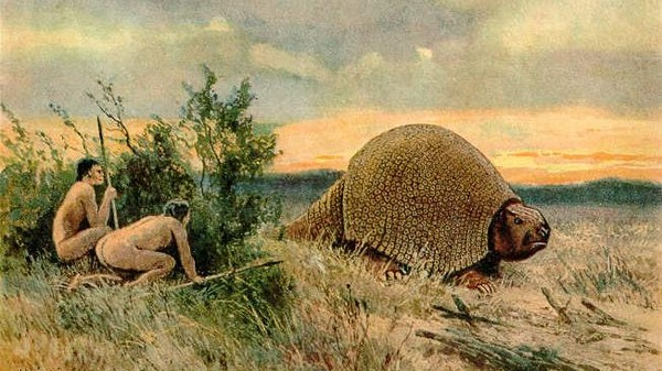 Mammoths, Mastodons, and a Giant Armadillo Dug Out of a Venezuelan Oil Field