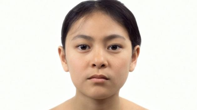 The Most Seamless Timelapse of an Aging Human Face