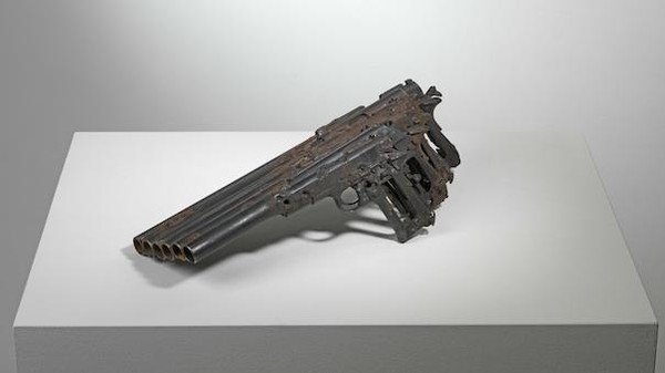 Pedro Reyes Reclaims Guns and Turns Them Into Musical Instruments