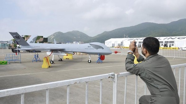 Hackers Are Helping China Build Cheap Clones of America's Drones