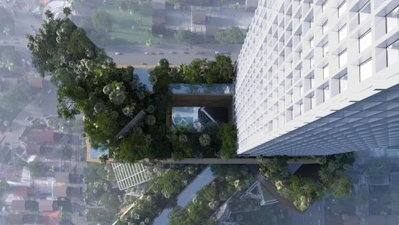 Jakarta's Vertical City of the Future