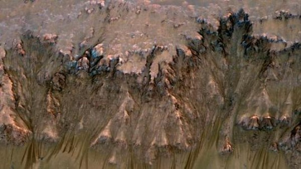 A Brief History of Finding Water on Mars