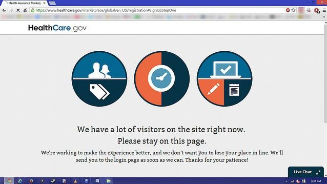 Obamacare's Websites Are Still Broken